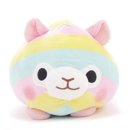 Tsumeru! Mochikko Alpacasso Big Alpaca Plush Collection