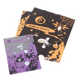 EVA STORE TOKYO-01 Halloween Clear File & Hand Towel Set