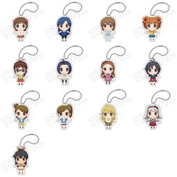 The Idolm@ster 765 Production All Stars Acrylic Charm Collection