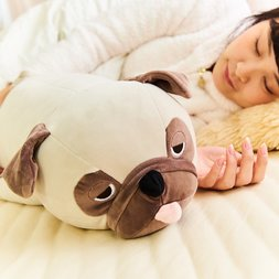 Premium Nemu Nemu Animals Hug Pillows