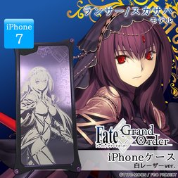 Fate/Grand Order x GILD design Lancer/Scathach iPhone Case