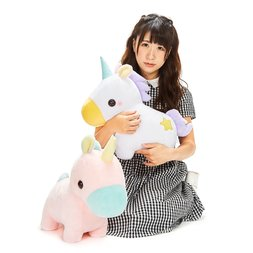 Yumekawa Unicorn 2 Plush Collection (Big)