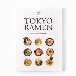 Tokyo Ramen Perfect Guide Book