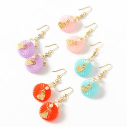 Lolii Donut Candy Earrings
