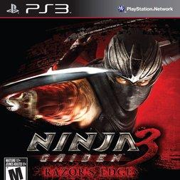 Ninja Gaiden 3: Razor's Edge (PS3)