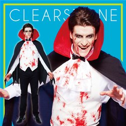 Bloody Vampire Costume Set