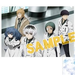 Tokyo Ghoul:re Charaby Clear File