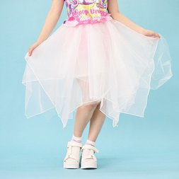 ACDC RAG Lace Tulle Tutu Skirt