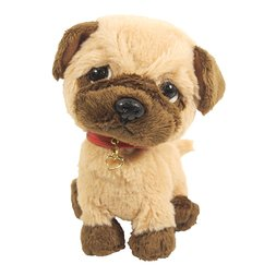 PUPS! Small Pug Plush
