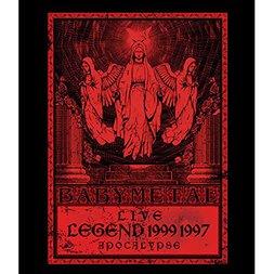 BABYMETAL Live - Legend 1999 & 1997 Apocalypse Blu-ray
