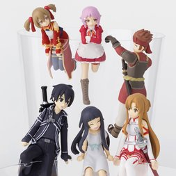 Putitto Sword Art Online Box Set