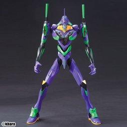HG Rebuild of Evangelion Eva Unit-01 Test Type Movie Ver. Model