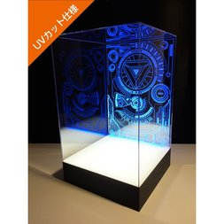 Yome Terrace 1/6 Scale Figure Display Case (Cinematic Model w/ UV Protection)