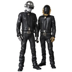 Real Action Heroes Daft Punk Human After All Ver 2.0