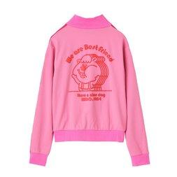 Kumatan Lamé Print Sweater