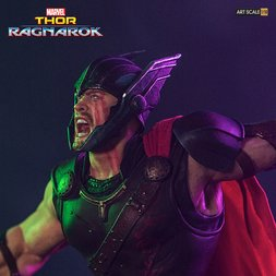 Battle Diorama Series Thor: Ragnarok 1/10 Scale Thor