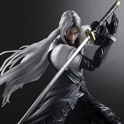 Play Arts Kai Final Fantasy VII: Advent Children - Sephiroth