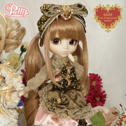 Pullip P-163: Misako Aoki x Favorite Ribbon Chocolate Ver.