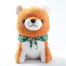 Mameshiba San Kyodai Mametaro Dog Plush (Super Jumbo)