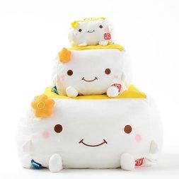 Hannari Tofu Yaki Tofu Cushion