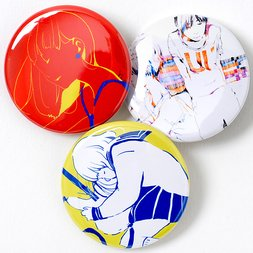 Yuno Tin Badges