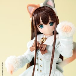 Sahra's a la Mode ~Meow x Meow a la Mode~ Calico Cat Yuzuha