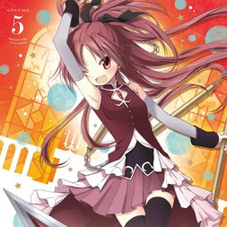 Puella Magi Madoka Magica Comic Anthology Vol. 5