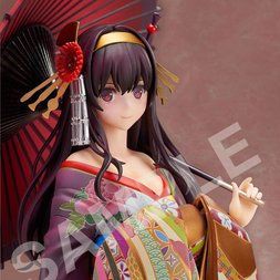 Saekano: How to Raise a Boring Girlfriend - Utaha Kasumigaoka Kimono Version 1/8 Scale Figure