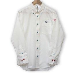 Hatsune Miku White Button Down Shirt