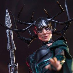 Battle Diorama Series Thor: Ragnarok 1/10 Scale Hela
