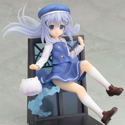 Is the Order a Rabbit? Chino 1/8 Scale Figure