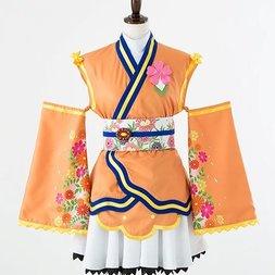 Love Live! The School Idol Movie Hanayo Koizumi Angelic Angel Cosplay Outfit