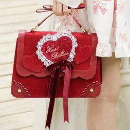 LIZ LISA Heart Balloon 3-Way Bag