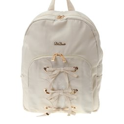 LIZ LISA 3-Row Ribbon Backpack