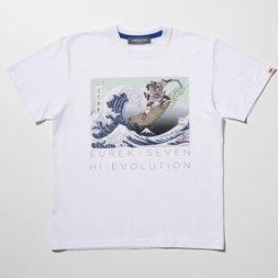 Eureka Seven x Ungreeper Nirvash White T-Shirt