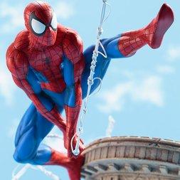 ArtFX Marvel Universe Spider-Man Webslinger