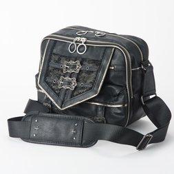 Rozen Kavalier Buckle Point Shoulder Bag