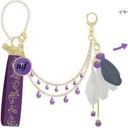IDOLiSH 7 WiSH VOYAGE Sogo Costume Design Bag Charm