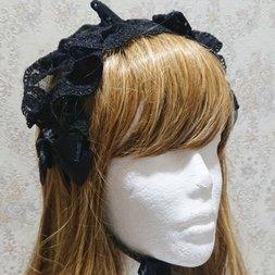 Atelier Pierrot Lace Headdress