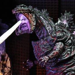 Shin Godzilla Head-to-Tail Atomic Blast Action Figure