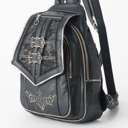 Rozen Kavalier Little Buckle Point Backpack