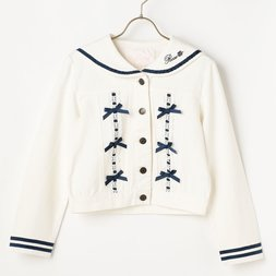 LIZ LISA Sailor Denim Jacket