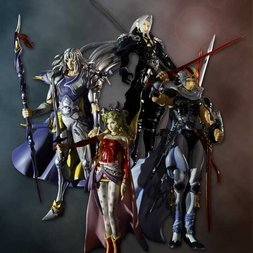 Trading Arts Dissidia Final Fantasy
