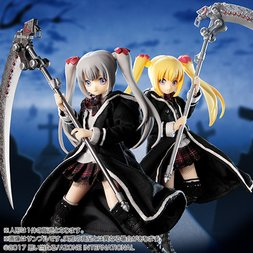 Black Raven - Gale of the Scythe: Luluna 1/12th Scale Doll