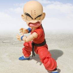 S.H.Figuarts Dragon Ball Kid Krillin