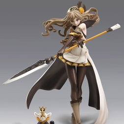 Terra Battle Samatha the Spearmaiden 1/8 Scale Figure