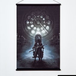 Bloodborne Tapestry Collection: Lady Maria of the Astral Clocktower