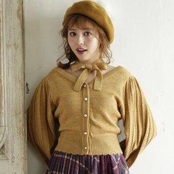 LIZ LISA Short Knit Cardigan