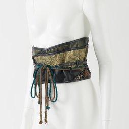Ozz Oneste Kimono Cloth Corset
