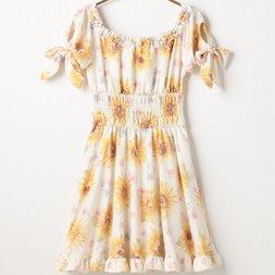 LIZ LISA Sunflower Dress